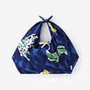 【布袋】知多木綿 20/20 小巾折 穏