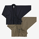 【着衣】綿テンセル もじり袖  単