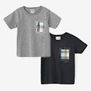 【わらべぎ】はんそでぽけっとTシャツ