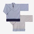 【傾衣】近清絞り ドビー織 風靡 襯衣