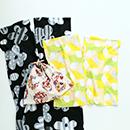 【染めおり】まっすぐ縫いの服
