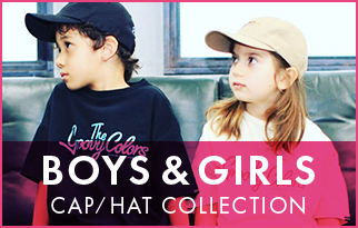 BOYS & GIALS CAP/HAT COLLECTION