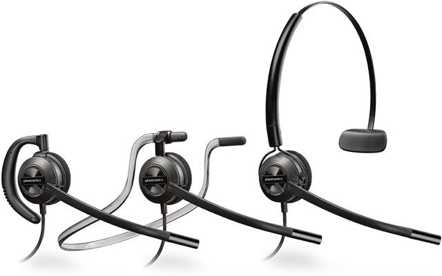 HW540は、耳掛け式、ネックバンド式、オーバーヘッド式の3つの装着スタイルを選べます
