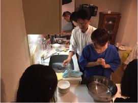 ハーモニック・ファスティング・合宿