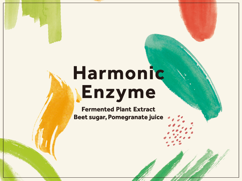 Harmonic Enzyme(ハーモニックエンザイム)