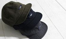 remilla2019秋冬物ブログ クロス帽