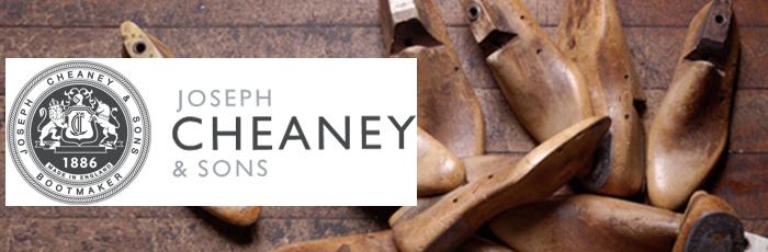 cheaney チーニー