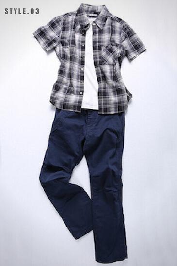 小さいサイズのシャツ特集|低身長・小柄な男性のためのファッションブランド