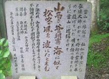 へんろ道(山道)