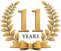 11周年感謝!