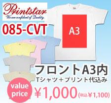 激安プリントセットフロントA3内フルカラー1000円ボディ込み