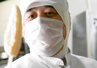 松島笹かま 伝統を受け継ぐ職人