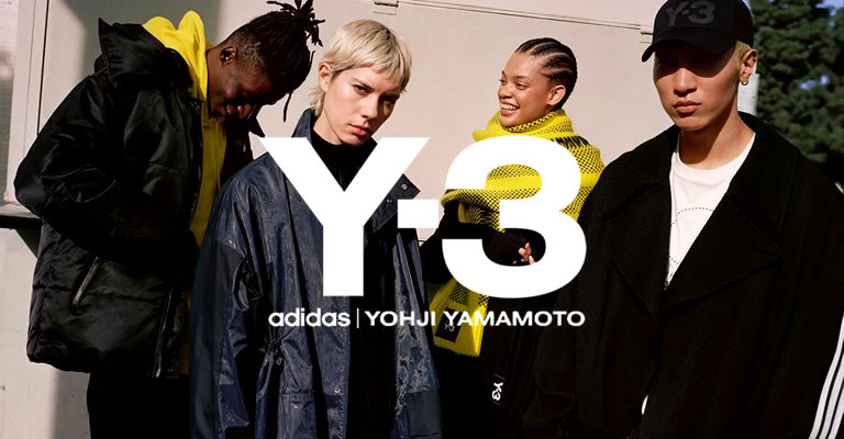 Y-3 2018AW