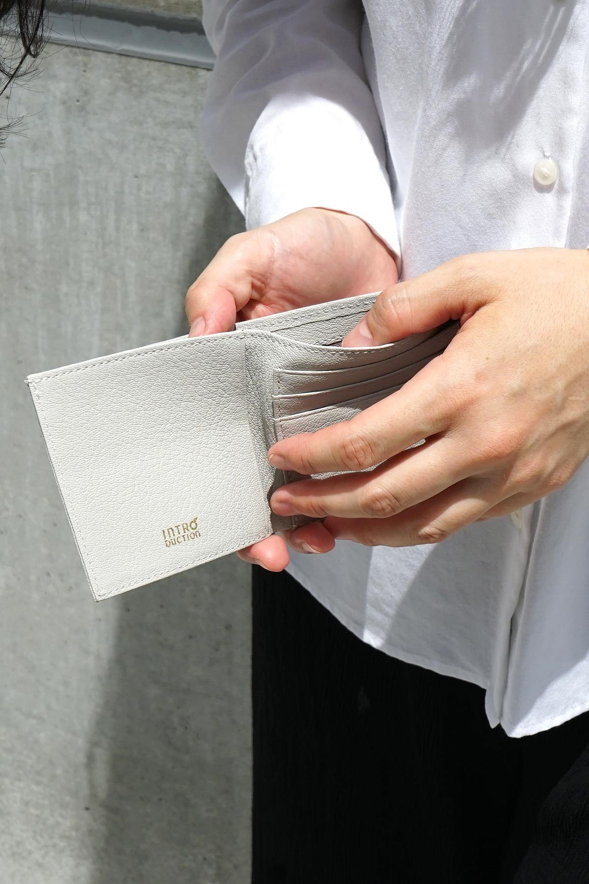 ポケットウォレット ミニの収納力のモデル画像