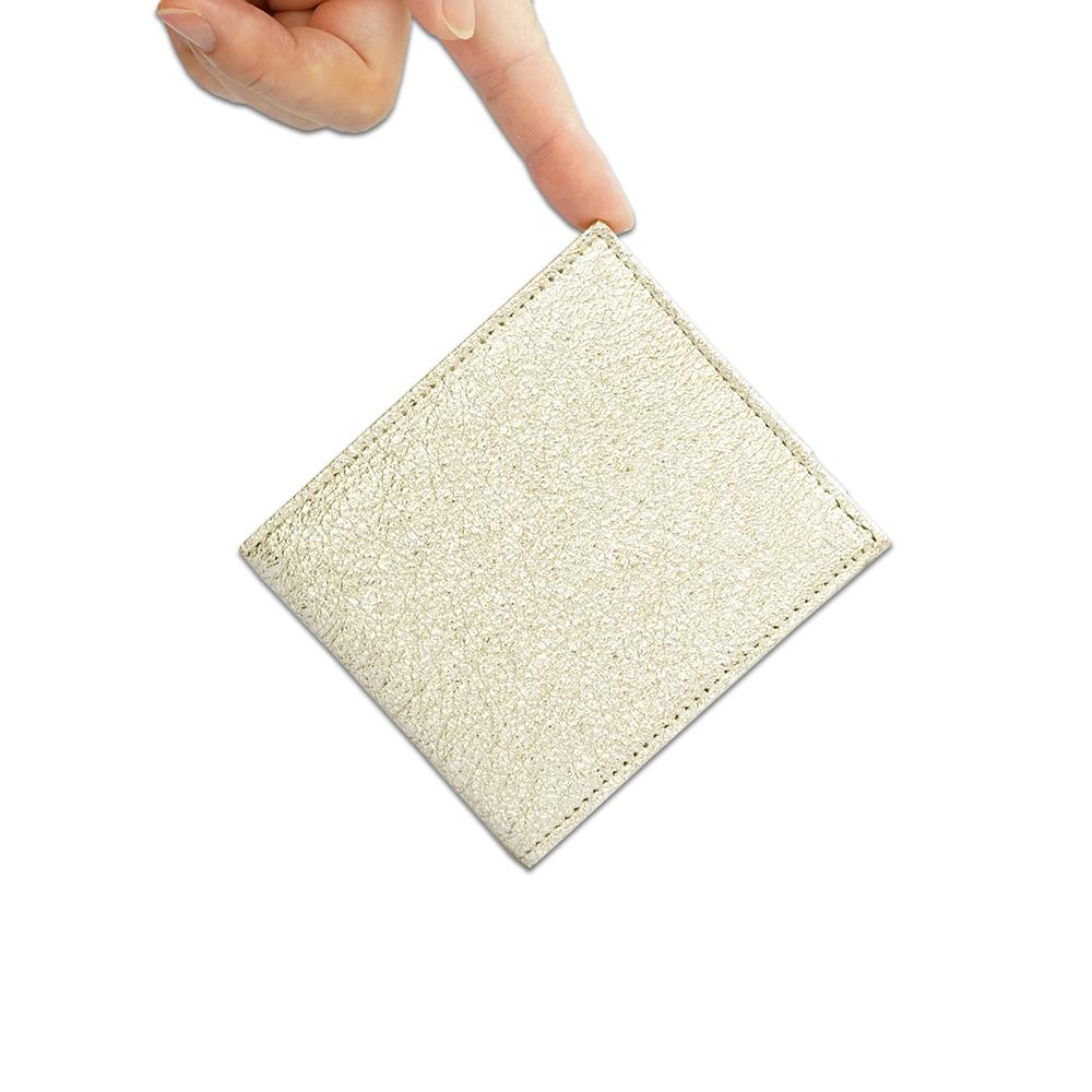 ポケットウォレット ミニ シャンパンゴールドのタイトル画像