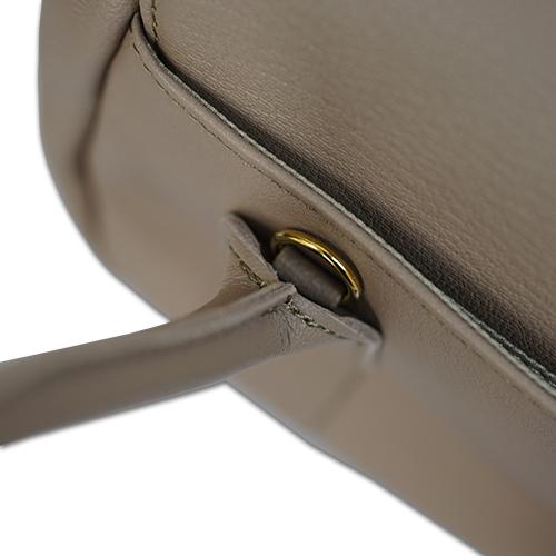 2way ハンドショルダーミニバッグの機能美の説明画像