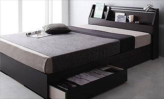 収納ベッド1