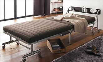 折りたたみベッド2