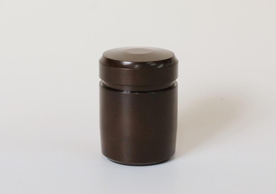 手元供養ミニ骨壷なごみ正面画像