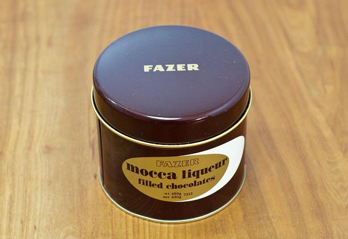 FAZER(ファッツエル)/チョコレート缶/フィンランド01