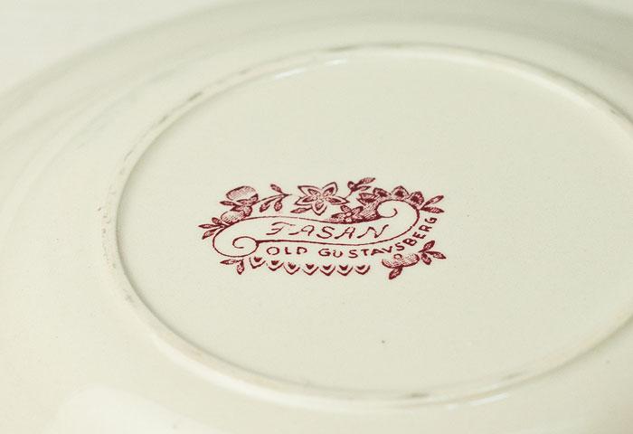GUSTAVSBERG(グスタフスベリ)/FASAN - お皿/スウェーデン