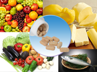 電磁波対策に効果的な栄養素