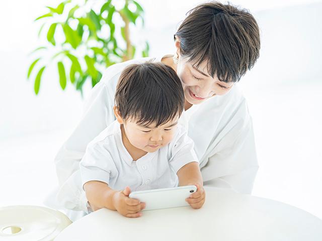 携帯電話(スマートフォン)の電磁波対策FOR MOBILEは脳への影響が大きいお子様への対策として