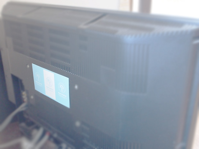ROOM SMARTERはテレビの電磁波対策にも効果的