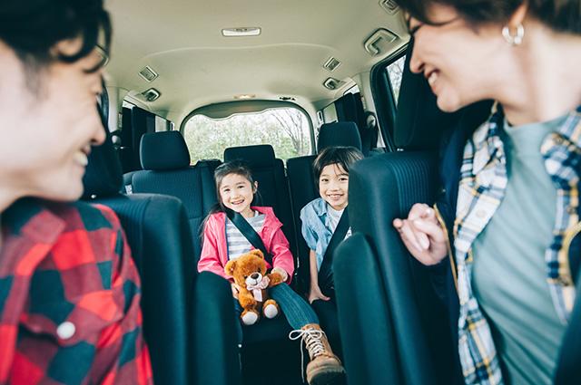 ハイブリットカーの電磁波対策DRIVE SMARTERは1台のお車につき1枚で十分な効果を感じていただけます