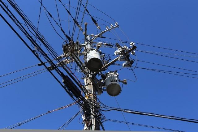 見過ごしがちな高圧電線の電磁波