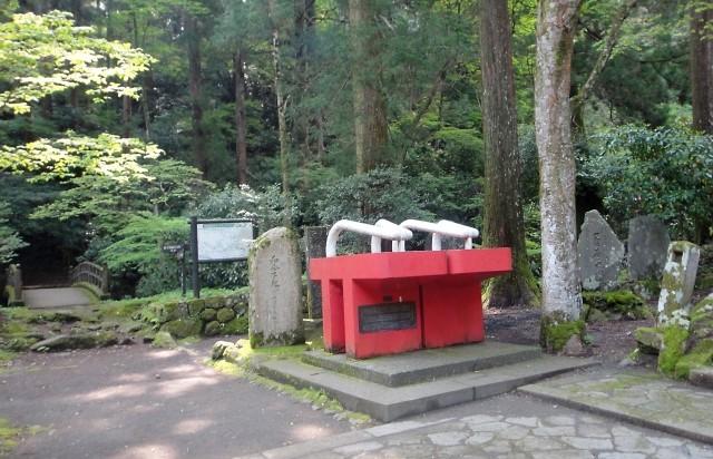 大雄山最乗寺の巨大下駄は夫婦円満に通じる