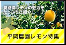 平岡農園レモン特集
