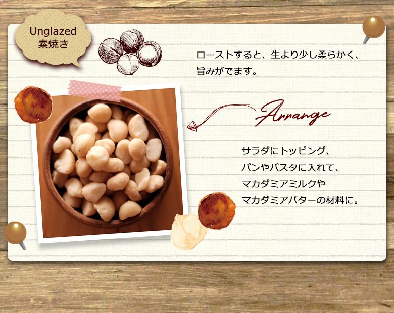 素焼きマカダミアナッツ