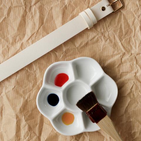 ベルト染色キット お客様ご自身で革を染めて、オリジナルのベルトが作れるキット
