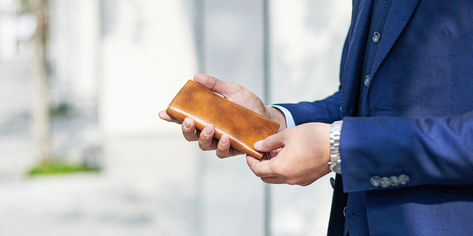 バザーリ カードケース