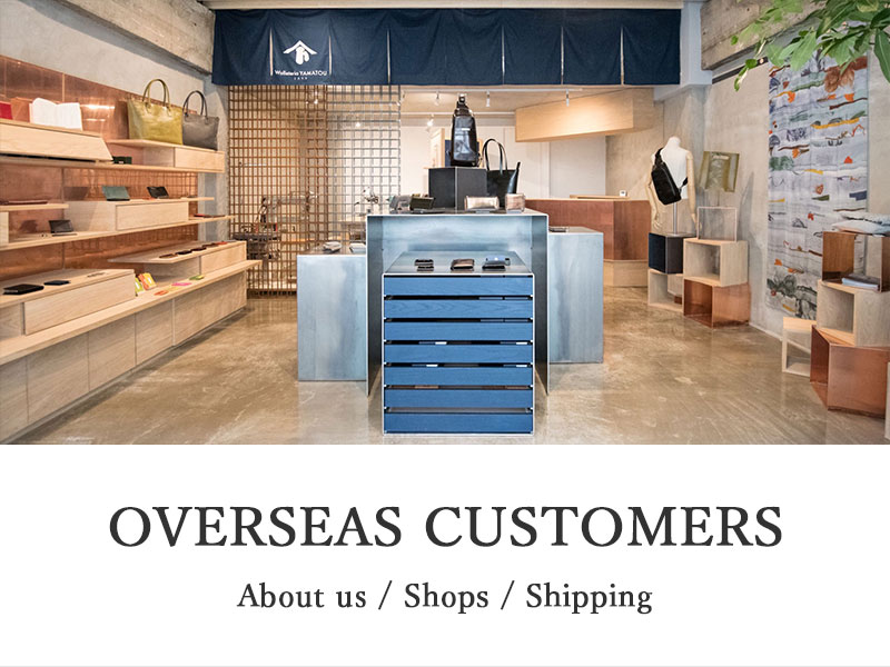OVERSEAS CUSTOMERS