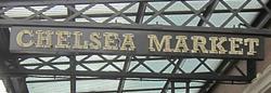 Williams-SonomaとChelsea market