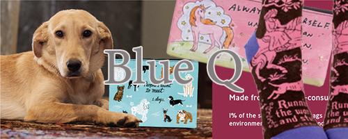 blue Qブルーキュー