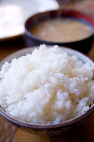 ササニシキ白米