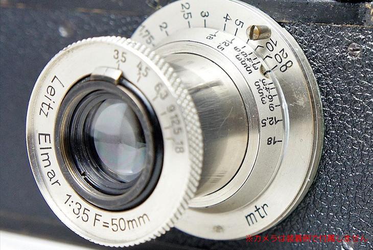 ニッケルエルマー50mmF3.5