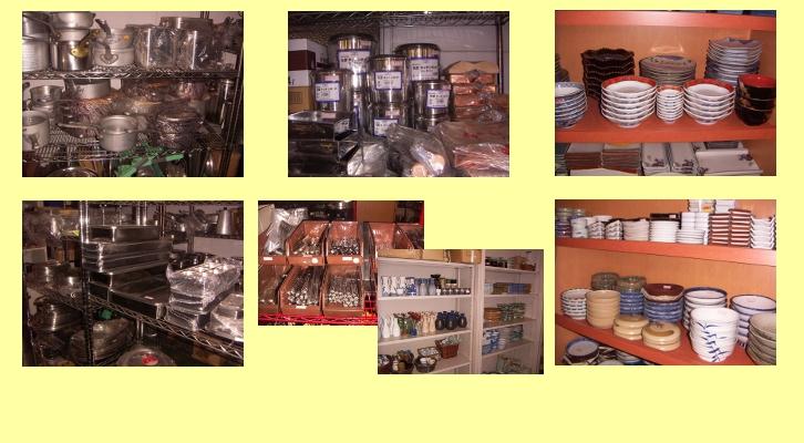 【リサイクル館】鍋、食器、小物