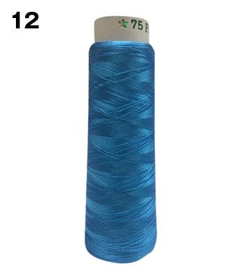 12.ライトブルー