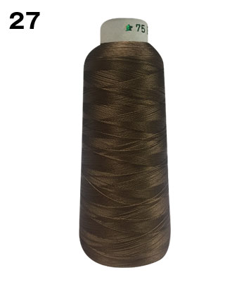 27.ブラウン