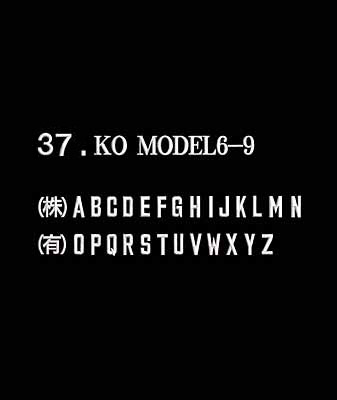 KOMODEL6-9