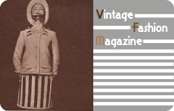 Vintage Fashion Magazine