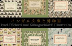 インゼル文庫と博物画