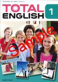 【令和2年版 予約】 学校図書  TOTAL ENGLISH  1  トータルイングリッシュ 教番 729 英語 (H28〜) ※非課税