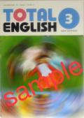 【27年度版】 学校図書  TOTAL ENGLISH New Edition 3  トータルイングリッシュ 教番 923 中学 英語 ※非課税