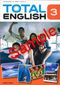 【令和2年版 予約】 学校図書  TOTAL ENGLISH  3  トータルイングリッシュ 教番 929 英語 (H28〜) ※非課税