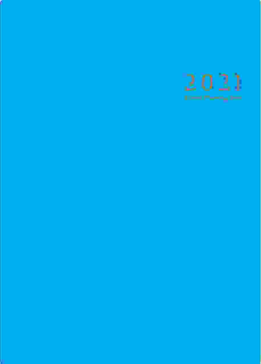 スクールプランニングノート2021 小学校教師向け[Aタイプ]